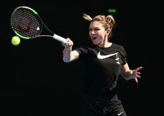 Simona Halep, la Australian Open: Iata ora de start a meciului cu Kaia Kanepi