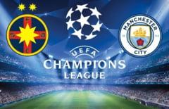 Steaua - Manchester City: Guardiola a anuntat lotul, stelistii pretul biletelor - cat vor costa
