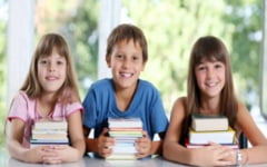 """""""Bibliovacanta"""", proiect inedit pentru atragerea copiilor in lumea lecturii"""