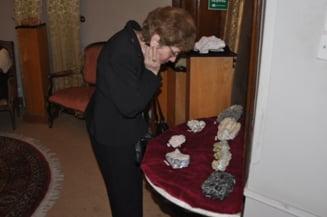 """""""Bijuteriile Pamantulu"""", expuse la muzeu"""