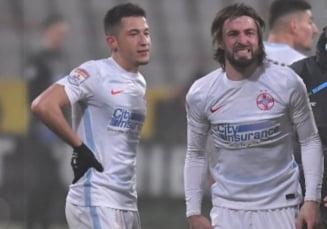 """""""Bomba"""" pe Arena Nationala. FCSB pierde primul meci acasa in acest sezon. Academica Clinceni e pe loc de play-off"""