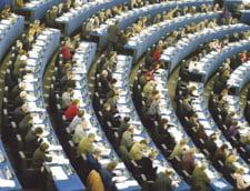 """Buna dimineata, domnule Basescu!"" - ce spun europarlamentarii despre Olanda si Wilders"