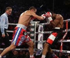 """""""Calaul"""" lui Bute, snopit in bataie: A fost facut KO in runda 8 (Video)"""