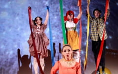 """""""Cantec pentru Tisha"""", un musical de exceptie pentru copii, programat pe 6 iunie la sala """"Barbu Stirbei"""""""