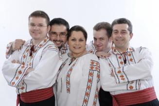 """""""Cantec pentru tine"""", oferit de Cvintetul vocal ANATOLY"""