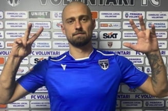 """""""Cat beam eu 2 shoturi, Gabi Tamas bea 10. Un mare profesionist"""". Fotbalistul, aproape de bataie cu o vedeta TV"""