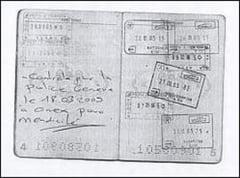 """""""Cersetor"""", scris pe pasapoartele rromilor romani in Elvetia"""