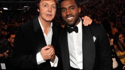 """""""Cine este Paul McCartney?"""" - Fanii lui Kanye West sunt scandalizati de colaborare"""