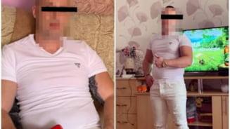 """""""Cine tace traieste"""" - dictonul mafiot al unui interlop din Sibiu traficant de droguri. Cont de Facebook inspirat din filme cu gangsteri"""