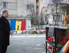 #Colectiv Iohannis: Nu vreau si nu pot sa uit ce s-a intamplat