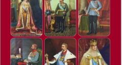 """""""Comoara regasita"""" de la Alba Iulia: portrete regale salvate din calea sovieticilor, expuse in prezenta principelui Radu"""