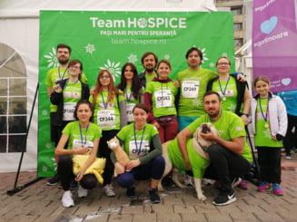 """""""Contra cronometru, pentru timpul lor!"""" Ziare.com a participat la Bucharest Half Marathon"""