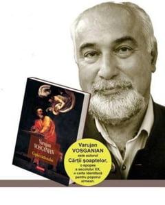 """""""Copiii razboiului"""", de Varujan Vosganian, la Biblioteca Judeteana """"Ion Minulescu"""""""