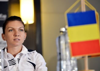 """""""Cosmarul"""" Simonei Halep a ajuns in Romania"""