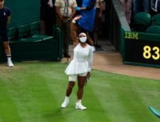 """""""Cu inima franta"""". Mesajul dureros transmis de Serena Williams dupa ce a abandonat la Wimbledon"""