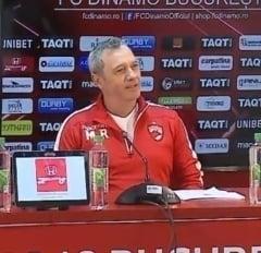 """""""Curatenia de dupa Rednic"""" provoaca un scandal la Dinamo: Reactie dura a jucatorilor ce urmeaza sa fie dati afara"""