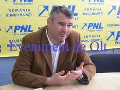 """Dupa 10 ani, in PNL a venit vremea schimbarii"" Deputatul Gigel Stirbu conduce in preferintele liberalilor olteni"