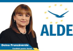 (E) Doina Frunzaverde: Oamenii isi doresc sa fie ascultati, sustinuti si reprezentati de catre parlamentarii lor