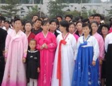 """Echipa de placere"" a lui Kim Jong Un: Coreea de Nord recruteaza tinere domnisoare?"