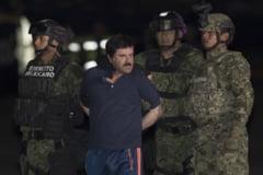 """El Chapo"" a fost transferat intr-o inchisoare de maxima siguranta din Colorado"