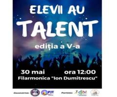 """""""Elevii au talent!"""", un show organizat la Ramnicu Valcea"""