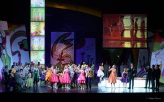 """""""Elixirul dragostei"""", de Gaetano Donizetti, pe scena Operei Nationale Bucuresti"""