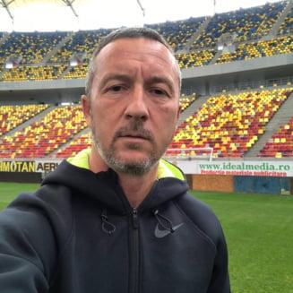 """""""Fitilul"""" lui MM Stoica: Dan Petrescu pleaca in China"""