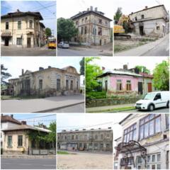 """""""Focare de infractionalitate"""": lista neagra a cladirilor in ruina din oras"""
