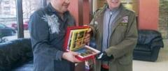 [Foto & Video] Richard Clayderman, intampinat cu surprize, la Hotel Angellis Timisoara
