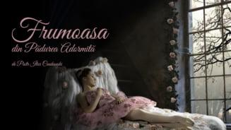 """""""Frumoasa din Padurea Adormita"""", spectacol de balet pe scena Operei Nationale Bucuresti"""