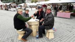 (GALERIE FOTO)FESTIVALUL CASTANELOR-Targul mesterilor populari