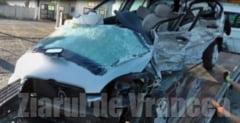 (Galerie foto+VIDEO)!!!Mama si fiica au murit intr-un cumplit accident la Obrejita
