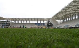 """""""Generatia de aur"""" inaugureaza stadionul """"Ilie Oana"""""""