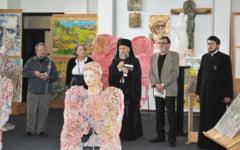 """""""Gradina cu ingeri"""", o expozitie de exceptie la Muzeul Istoriei, Culturii si Spiritualitatii Crestine la Dunarea de Jos"""