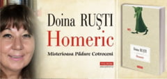 """Homeric"", lansat de Doina Rusti la UMFST Targu-Mures"