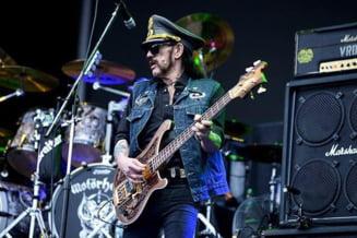 """""""Lemmy"""", film despre fondatorul grupului Motorhead, in pregatire"""