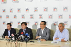 """""""Lista lui Maior"""": Dragnea a vazut-o, Ponta o neaga, Antonescu si Constantin nu o confirma"""