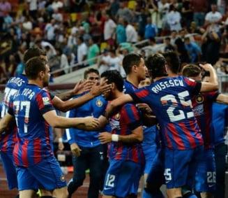 """Lista neagra"" de la Steaua: Becali renunta la cinci jucatori"