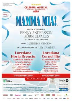 """""""MAMMA MIA!"""" - cel mai amplu musical din Romania, in turneu national"""