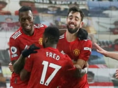 """Macel"" in campionatul Angliei. Manchester United si-a calcat in picioare adversara. Scor de maidan pe ""Old Trafford"""