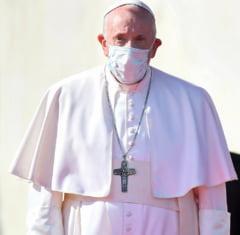 """""""Maraton de rugaciuni"""" impotriva pandemiei de COVID-19, anuntat de Papa Francisc"""