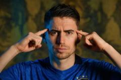 """""""Mi se spunea Haginho"""" Fotbalistul italian care a impresionat contra Turciei, fascinat de Hagi"""