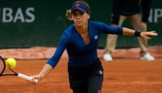"""Micuta"" Irina Bara s-a facut mare. 5 secrete despre tenismena surpriza a Romaniei la Roland-Garros"