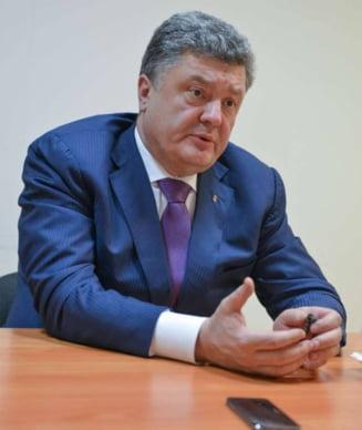 """""""Miliardarul ciocolatei"""" din Ucraina, favorit la prezidentiale: Germania ar trebui sa boicoteze gazul rusesc!"""