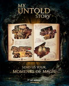 """""""My Untold Story""""! Cele mai memorabile momente salvate pe telefoanele festivalierilor vor face parte din aftermovie-ul UNTOLD 2020"""