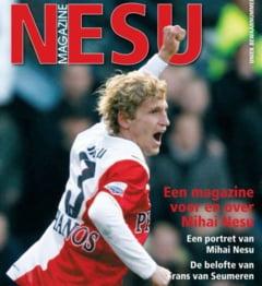 """Nesu Magazine"" apare vineri. Iata noutatile"
