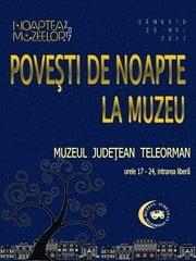 """""""Noaptea Muzeelor"""", la cea de-a XIIII-a editie"""