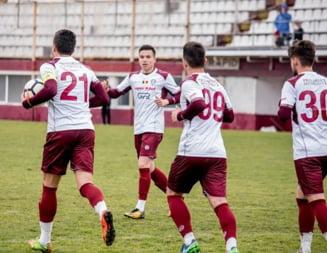"""""""Noul"""" Rapid, acceptat direct in Liga 2 - surse"""