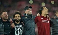 """""""Nu e vorba de tactica, de filosofie, e vorba despre inima, despre suflet"""". Discursul memorabil al lui Mourinho dupa Liverpool - Barcelona 4-0!"""