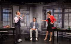 """Numitorul comun"", un spectacol oferit buzoienilor de Teatrul de Comedie"